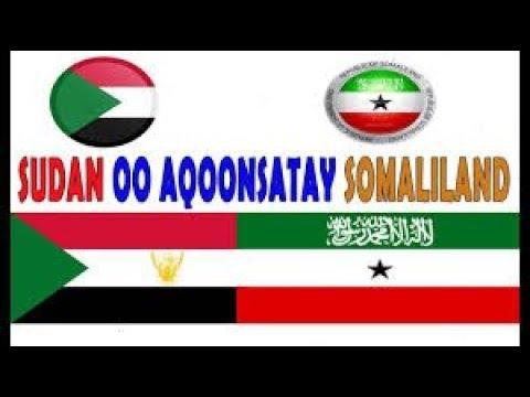 DEG-DEG: GREAT SUDAN IYO REPUBLIC OF SOMALILAND KUMIDOBAY LAMAHA SOCDALKA IYO WAXBARASHADA 2018
