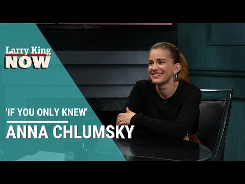 If You Only Knew: 'Veep' Star Anna Chlumsky