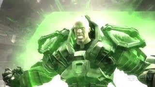 Injustice: Gods Among Us - The Joker vs. Lex Luthor