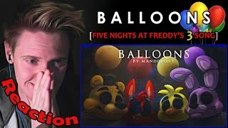 """Balloons"" - Five Nights at Freddy"