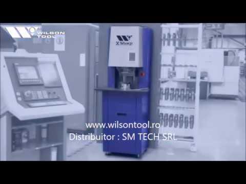 Masina automata de ascutit scule pentru masini de stantat CNC  Wilson Tool X Sharp