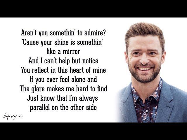Mirrors - Justin Timberlake (Lyrics) 🎵