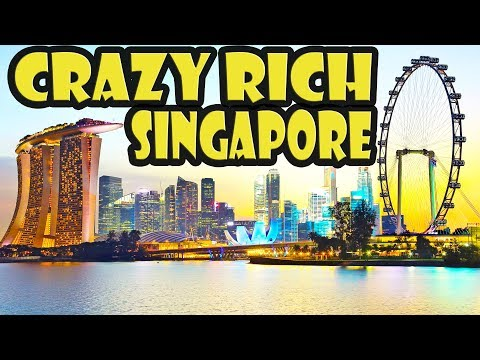 Top 10 'Crazy Rich Asians' Movie Locations to Visit in Singapore