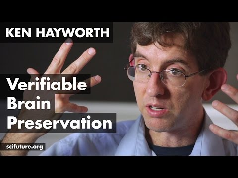 Ken Hayworth - Verifiable Brain Preservation