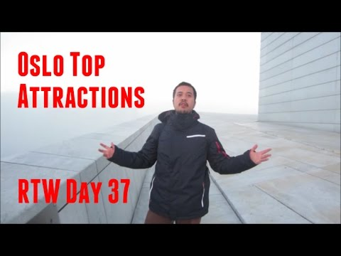 Oslo Top Attractions - RTW Day 37 - Two Minute Travel