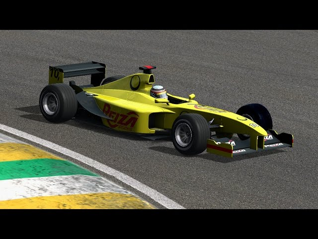 Automobilista Motorsports Simulator - Formula V10 | beta version