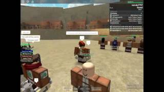 Roblox Attack on Titan Universe[]Official[]Intro To Military Police and Trainee Corps.