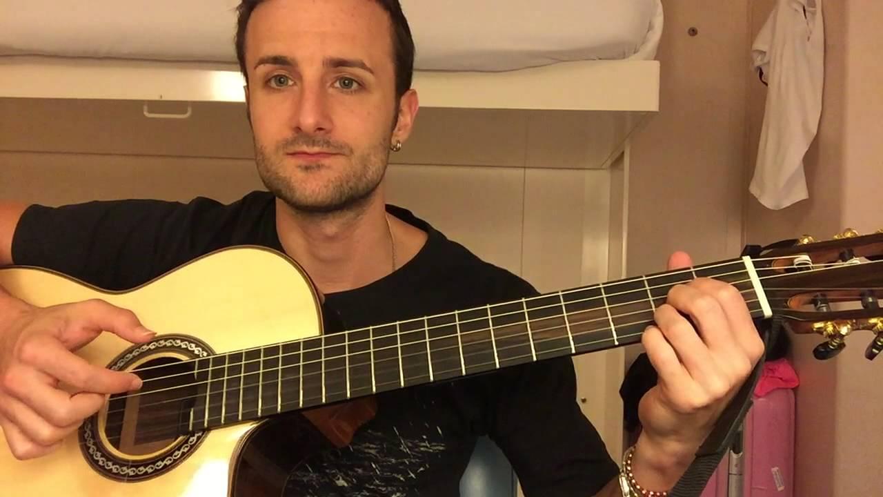Fixing a broken heart guitar chords tutorial youtube hexwebz Choice Image