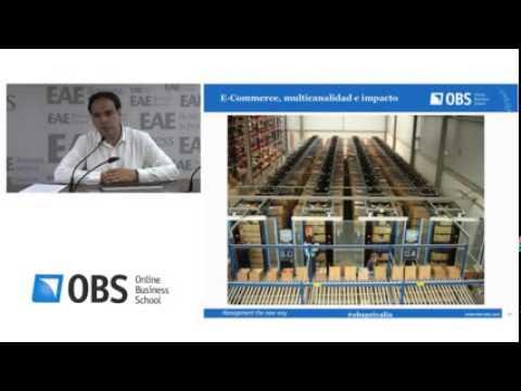 Webconference: Los retos conjuntos de la logística y el e-commerce. El caso Privalia
