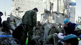 Forte terremoto in Albania, oltre 10 morti e 300 feriti. Paura anche in Puglia e Basilicata
