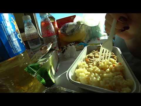 поезд  № 104В «Сочи– Москва(двухэтажный)»/Путешествие поездом/Питание от РЖД/Самоизоляция в Москве