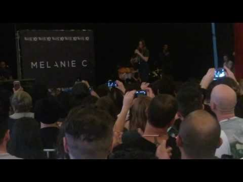 Melanie C [Live in Sao Paulo at Club Homs - June 24th, 2017] HD