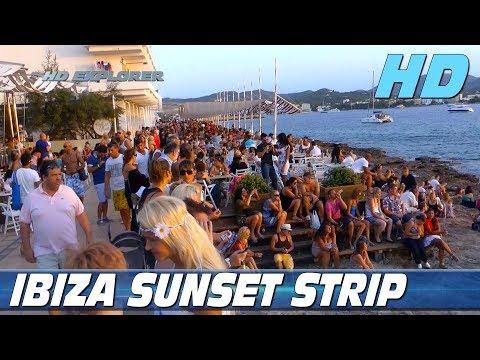 Sunset Strip - San Antonio (Ibiza - Spain)