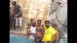 funny yoga Aijaz shah tour of Gharo water park thatta sindh