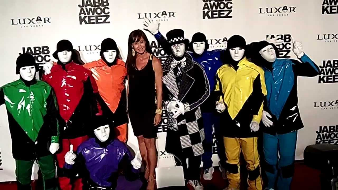 Jabbawockeez Premiere At Luxor Las Vegas Red Carpet 5-31 ...