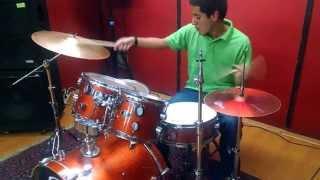 JORETOB - Michel Camilo - Caribe (Drum cover/Teaser 2)