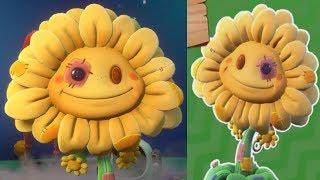 Обзор на АРОМАТНЫЙ ПОДСОЛНУХ [Stuffy Flower] Растения против Зомби: Садовая Война 2