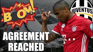 DOUGLAS COSTA : AGREEMENT WITH JUVENTUS REACHED! | Serie A Transfer News