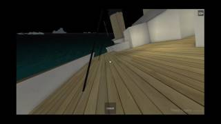 ROBLOX- DIE TITANIC COULE 😨