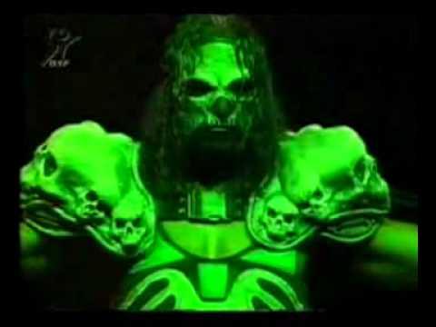 Mortis vs Mark Starr (WCW Saturday Night 4/26/97, German)