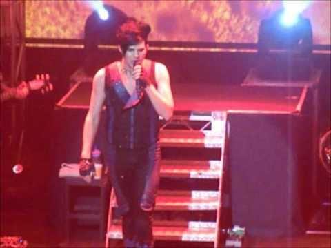 Adam Lambert - Live HQ -