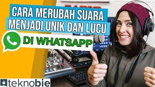 Download Mp3 😜 Aplikasi Pengubah Suara Lucu Untuk Whatsapp Prank Indonesia