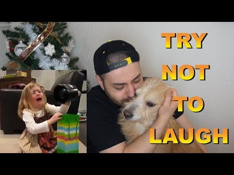 Christmas TRY NOT TO LAUGH с КУЧЕТО МИ - Challenge