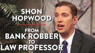 Bank Robbery to Law Professor (Pt.1)  | Shon Hopwood | LAW | Rubin Report