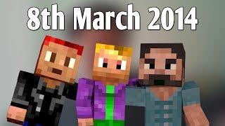 Wonderment Micro Vlog - 8th March 2014