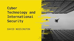 Cyber Technology and International Security