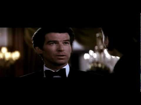 "GoldenEye with the N64 Theme Song + Movie Trailer ""Introducing James Bond"" 1995"