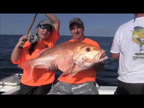 Doug Borries S World Record Red Snapper Caught Aboard The