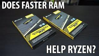 Ryzen RAM Test: 2400MHz vs 3000MHz