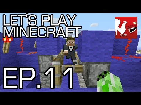 Let's Play Minecraft Episode 11 - Wipeout Part 2