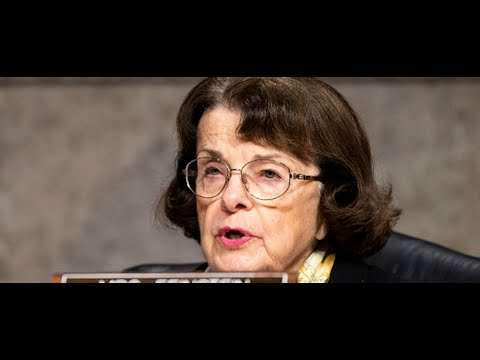 Feinstein says she's stepping down as top Democrat on Senate ...