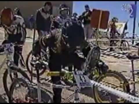 Earthquake Jake Watson, 1995, Mammoth, Ca, Kamikaze Downhill and Dual Slalom