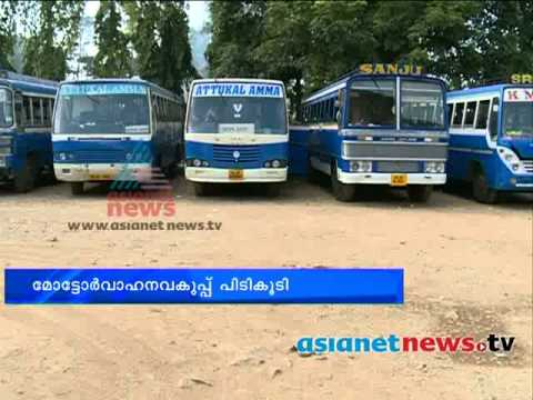 Private Route Buses Install Speed Governors:Trivandrum  News: Chuttuvattom 7th Oct  2013