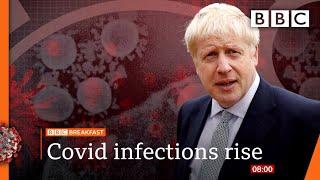 Covid: Boris considers new restrictions amid second coronavirus wave @BBC News LIVE on iPlayer - BBC
