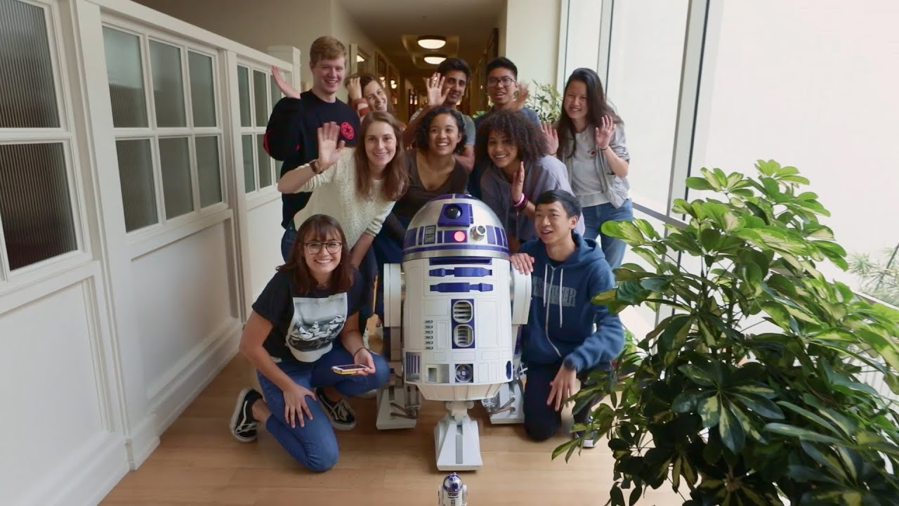 Join the Force: Lucasfilm Interns