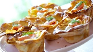 Beth's Easy Quiche Cups