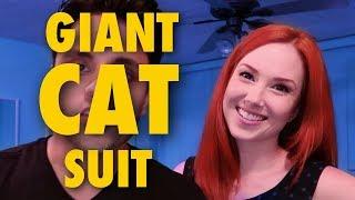GIANT CAT SUIT (vlog: Sunday Stories Vol. 19)