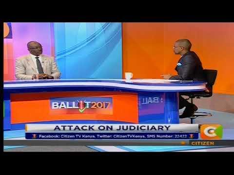 Citizen Extra :Attack on Judiciary