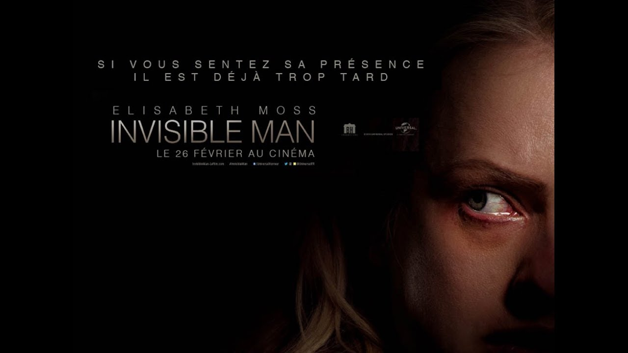 Invisible Man - Bande-annonce VF - YouTube