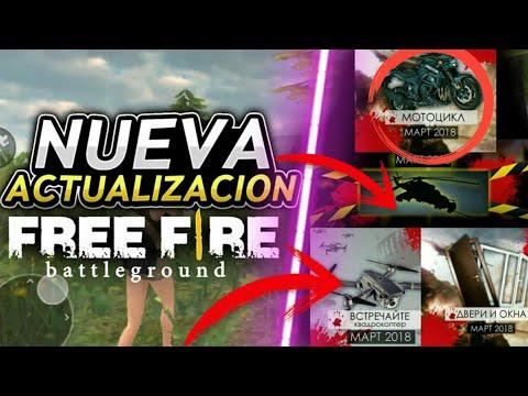 ASÍ SERÁ la NUEVA ACTUALIZACION de FREE FIRE BATTLEGROUNDS  este 28 DE FEBRERRO| EPICO|