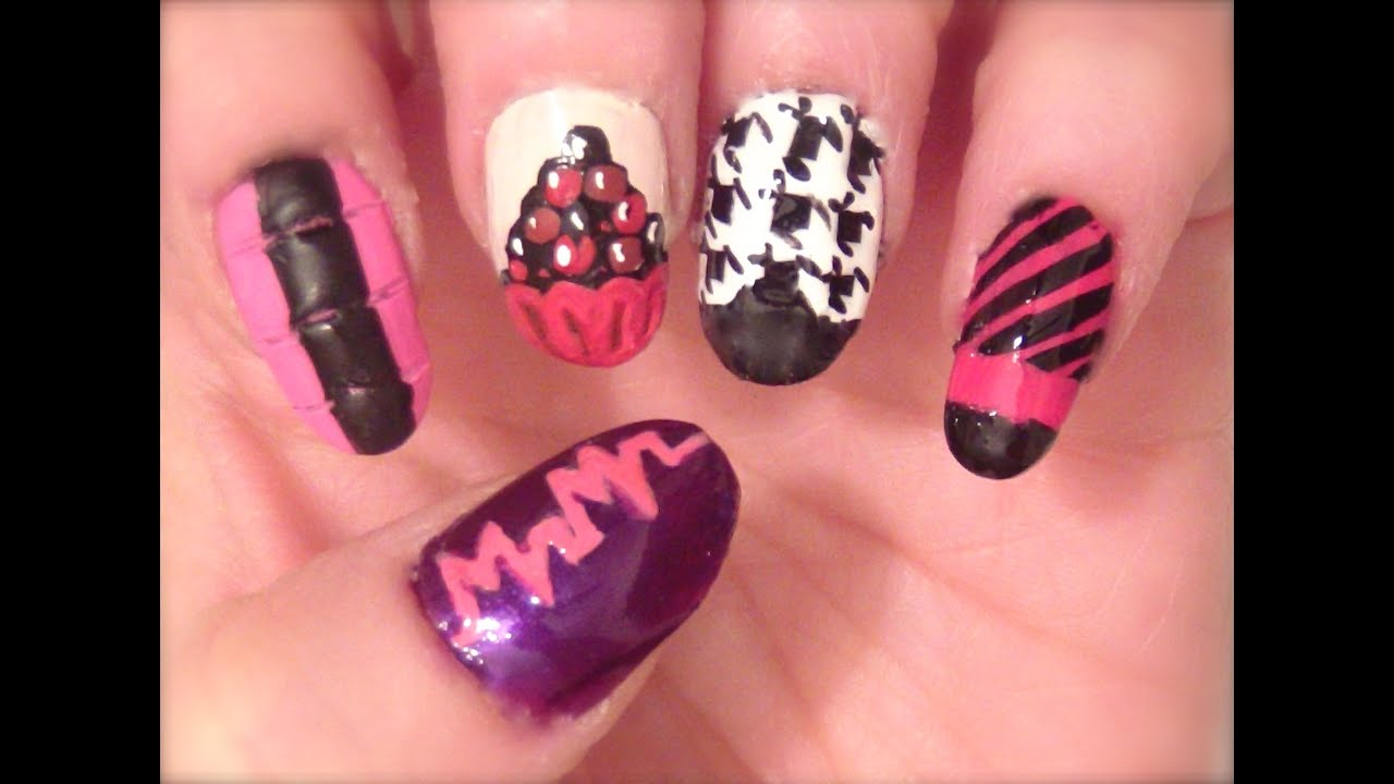 Girls generationsnsd mr mr kpop nail art youtube prinsesfo Image collections
