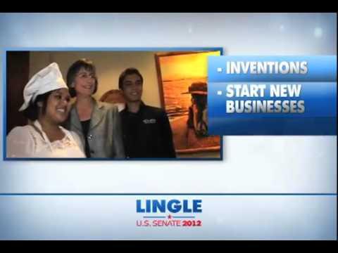 2012 Lingle U.S. Senate Campaign Ad on Common-Sense Immigration Policy t
