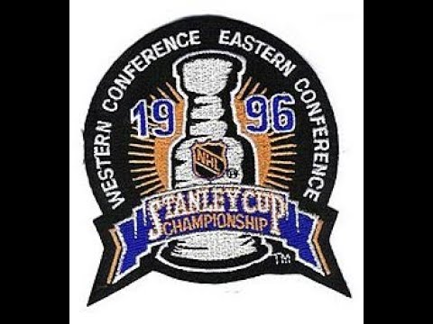 NHL STANLEY CUP FINALS 1996 - Game 1 - Florida Panthers @ Colorado Avalanche