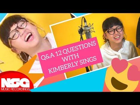 EP 10: 12 Questions With Kimi TVKI Aka KIM! With NSG!