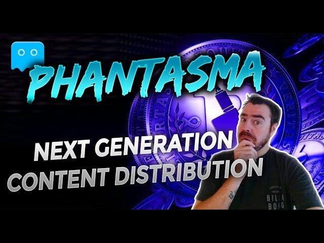 Phantasma Chain. A Hidden Gem! The Next Generation Blockchain For Content Creation!