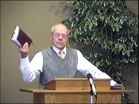 A Childlike Trust in Jehovah   ~Christian Sermon by Dr  Gary Crampton